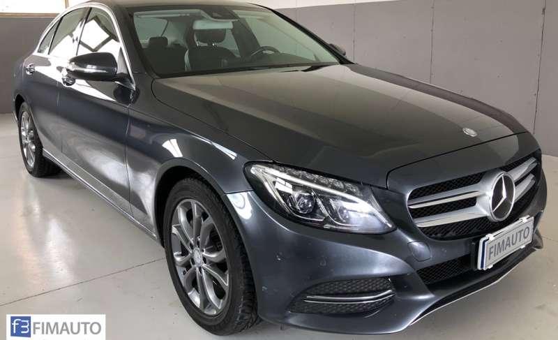 Mercedes Classe C220 CDI Premium Automatic - 2016
