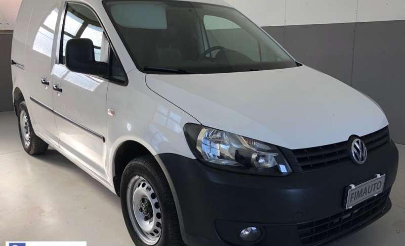 Volkswagen Caddy 2.0 TDI 110 Cv 4Motion - 2012