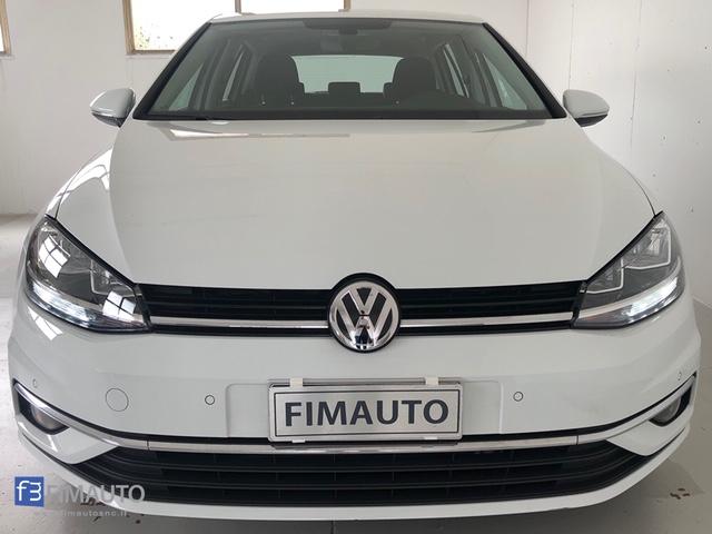 Volkswagen Golf VII 1.6 TDI 116 Cv DSG - 2018