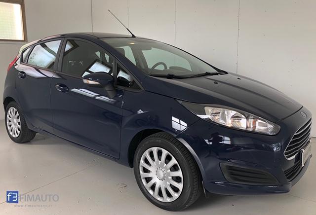 Ford Fiesta 5 porte 1.5 Tdci 75 Cv Plus - 2016