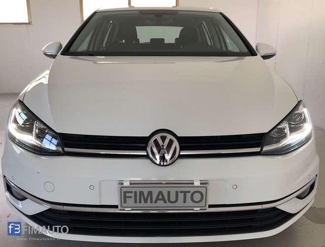 Volkswagen Golf VII 1.6 TDI 115 Cv Highline - 2017