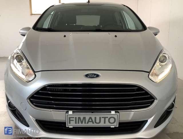 Ford Fiesta 1.5 TDCi 75 Cv Titanium - 2016